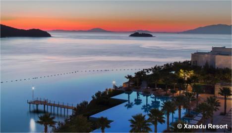 Xanadu Island***** 444€